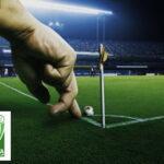 สูตรการแทงบอลโดยแทงลูกเตะมุมกับ SBOBET