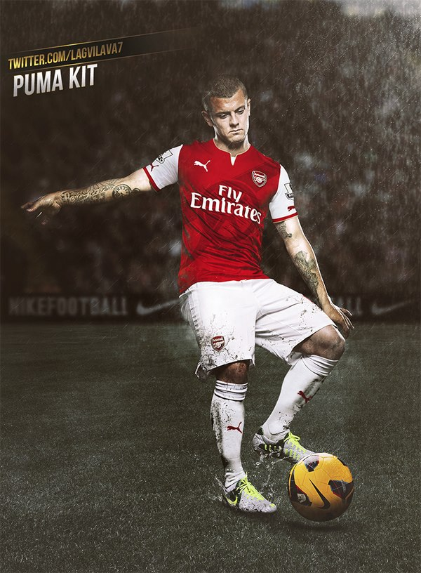 sbobet Arsenal Puma