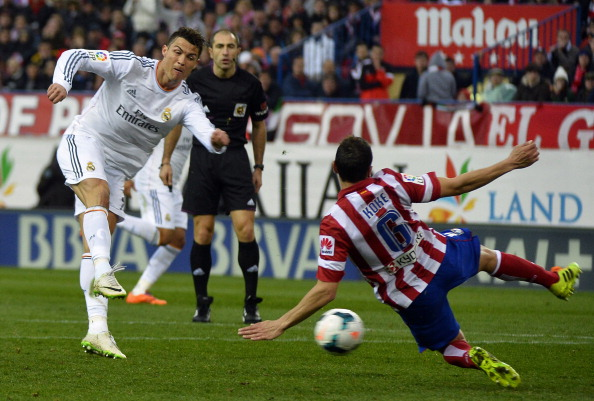 sbobet Atletico Madrid v Real Madrid