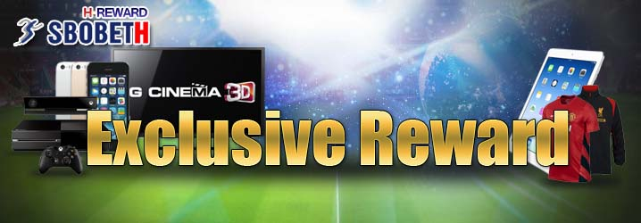 SBOBET Exclusive Rewards