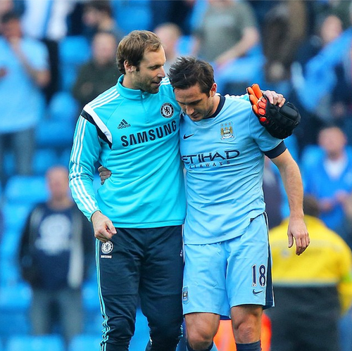 SBO Lampard And Cech