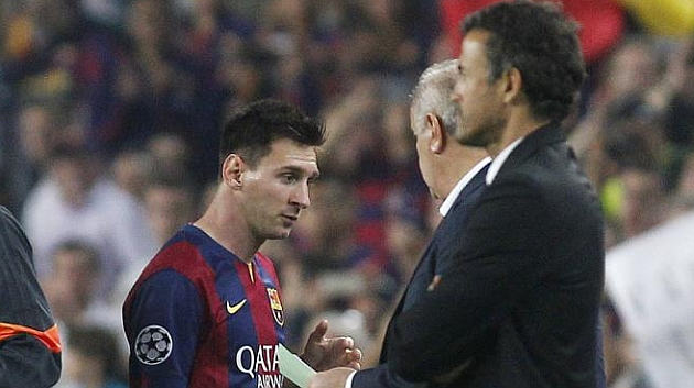 SBO Messi And Enrique