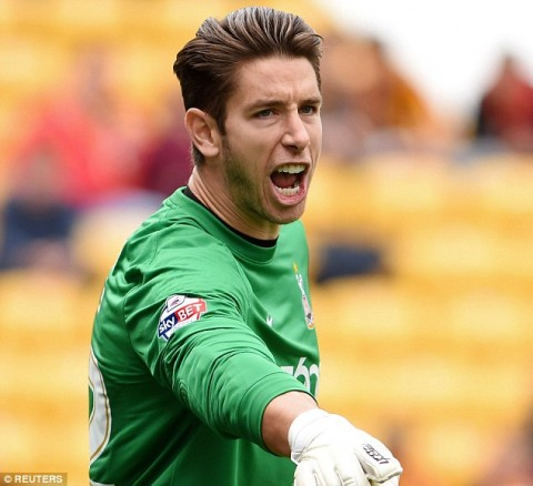 Brad Jones sbo sbobet