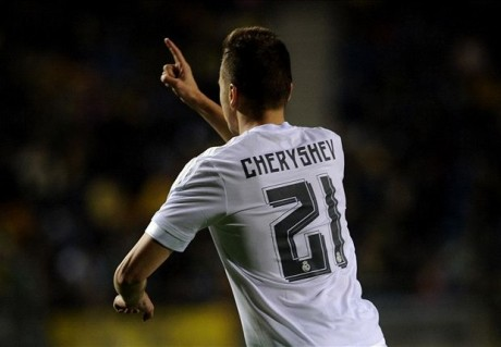 cheryshev real madrid