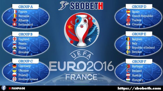 group stage euro 2016 sbo sbobet