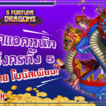 SBO Games 5 Fortune Dragons